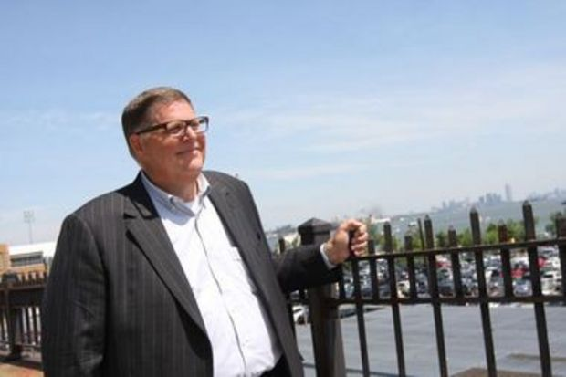 A great piece on our CEO, Rich Marin! #newyorkwheel