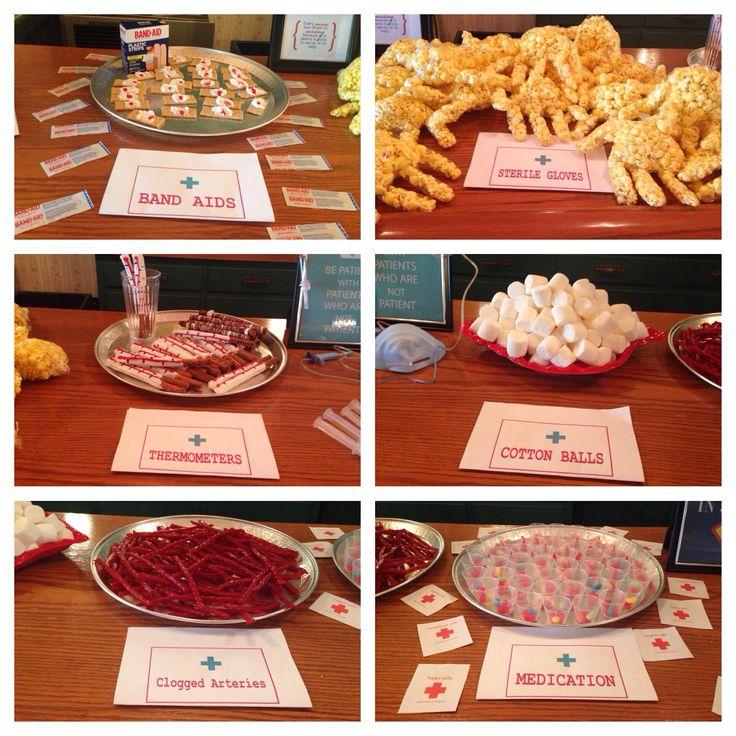 Nurse graduation party decorations college graduation table