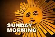 CBS Sunday Morning Sun Art
