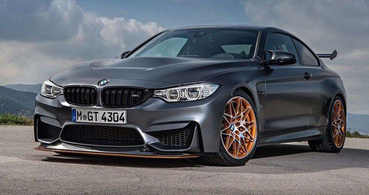 BMW M4 GTS có giá 8,85 tỷ đồng tại Thái Lan