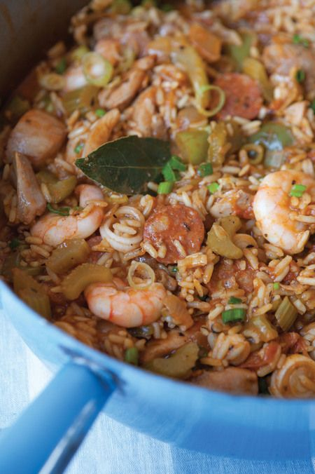 The Hairy Dieters recipe: Southern-style Jambalaya - 341 cals