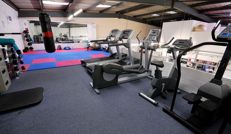 Blackwell academy gym ipswich upper level