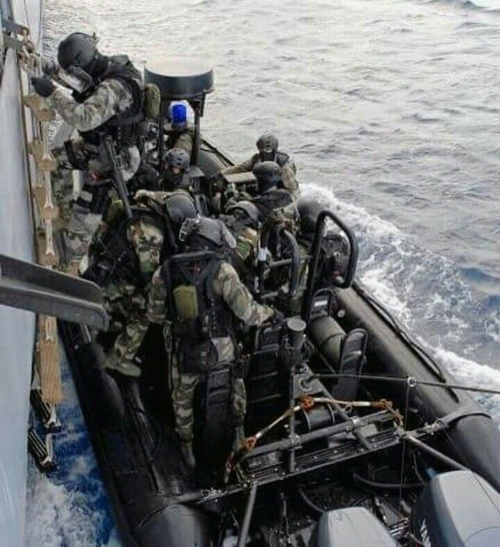 Navy special forces