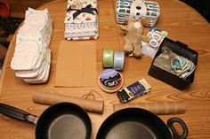 How to Make a Tractor Diaper Cake | Farm Journal Magazine