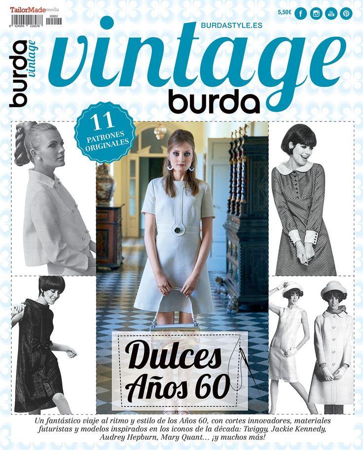 burda Vintage - Años 60