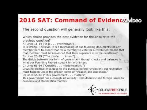 Are the SAT'S hard and what does it take to master them?