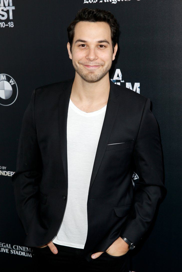 Pin for Later: 34 Stars Who Have Been Going by Their Middle Names This Whole Time Skylar Astin = Skylar Astin Lipstein