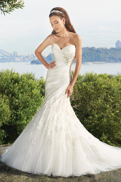 Sophia Tolli Wedding Dresses Photos on WeddingWire