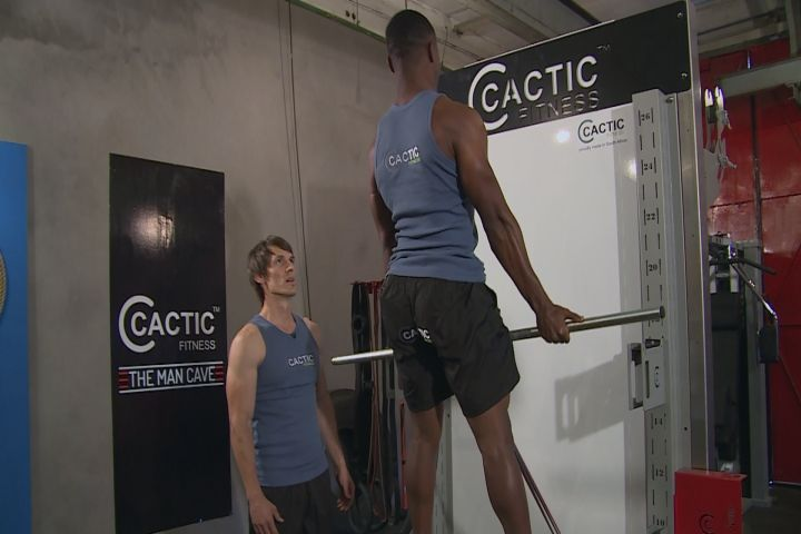 Lunga chats to Alec Candiotes of Cactic Fitness about this remarkable South African invention that's taking the fitness world by storm. Small enough for virtually any room, the Cactic Fitness system provides a total body workout.