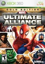 Boxshot: Marvel Ultimate Alliance Gold by Activision