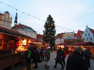 Matkojeni blogi: Tallinna Jouluturg joulutori 2015