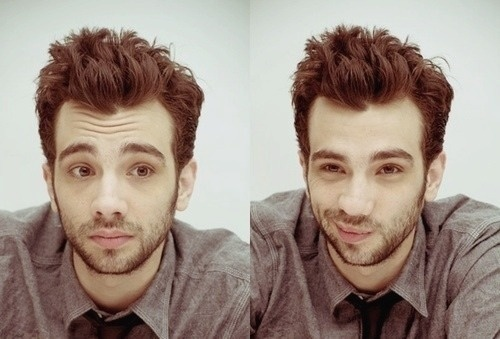 Jay Baruchel ... Ahhh! Love him