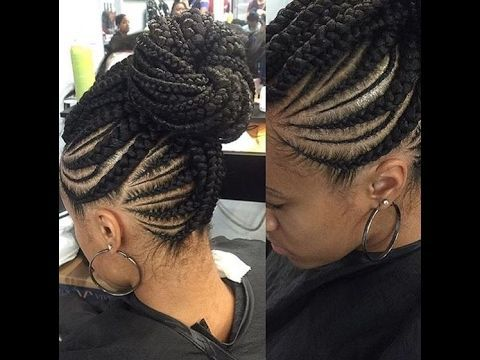 Image result for cornrow hairstyles 2017