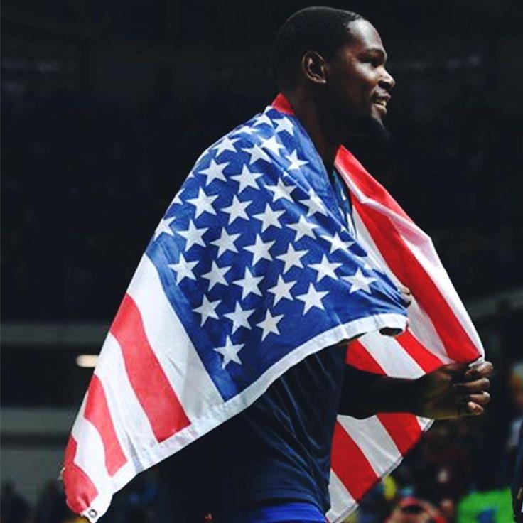 Kevin Durant leads US men's basketball team to third straight Olympic gold ! #MVP #ONLYGOLD ----------------------- #ShinzoParis #ShinzoBasketball #ShinzoFromParisForParis #nike #kd #kevindurant #kd #GOLD #ONLYGOLD #MVP #RIO #RIO2016 #OlympicGames #BallIsLife #BasketballNeverStops #Legendary #BasketballTraining #BallUp #Dunk #Slam #SlamDunk #History #Basket #BBall #USA #Dreamteam #USAaway #sneakers #sneaker