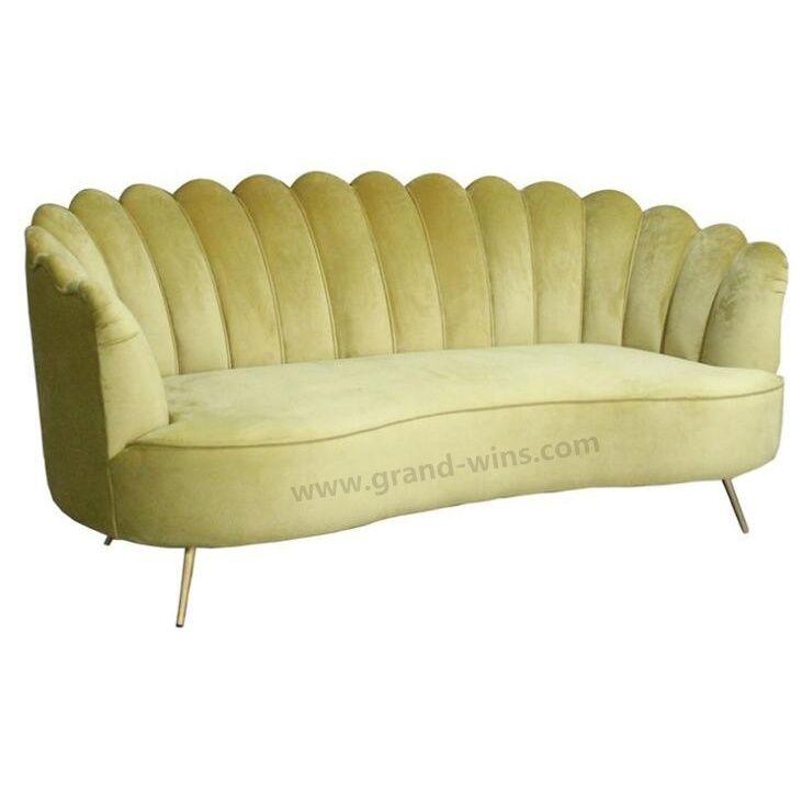 Modern Used Hotel Furniture Living Room Italian Style Fabric Sofa In 2021 Furniture Loveseat Furniture Couch Furniture