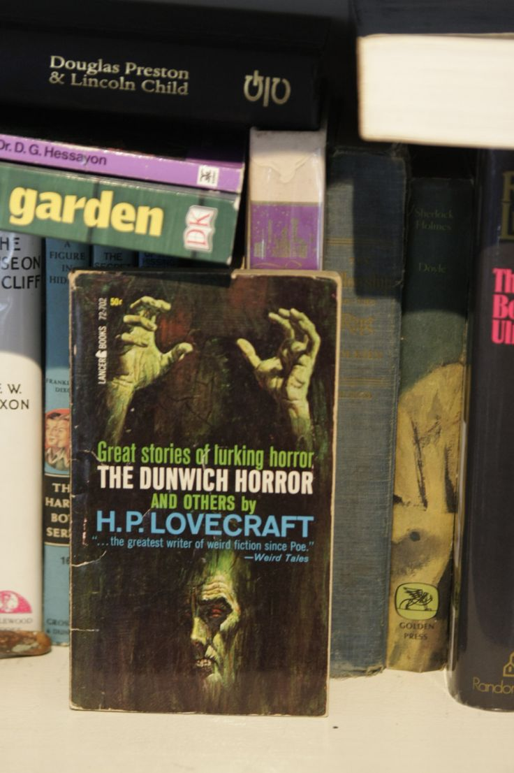 "Horror Stories: ""The Dunwich Horror and Others"" by H. P. Lovecraft 