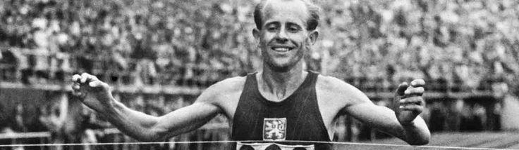 Emil Zatopek the wonder Czech