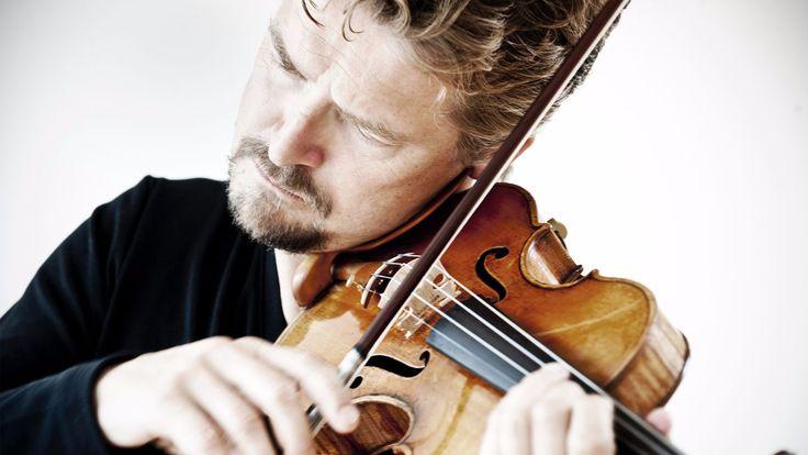 San Francisco, Dec 17: Violinist Christian Tetzlaff