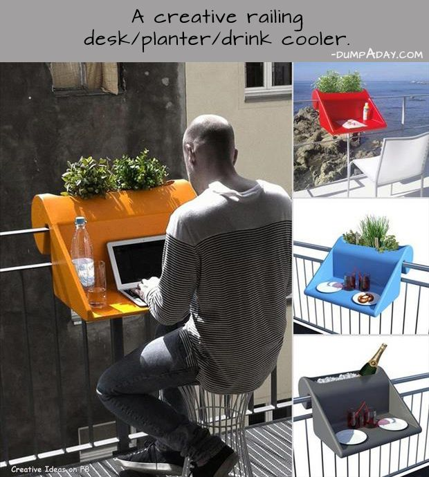 Genio plantador de Ideas-desk