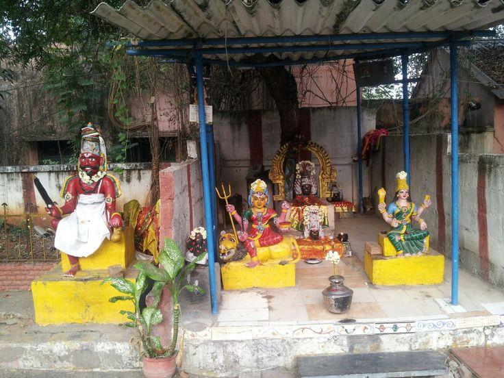 Road side shrine