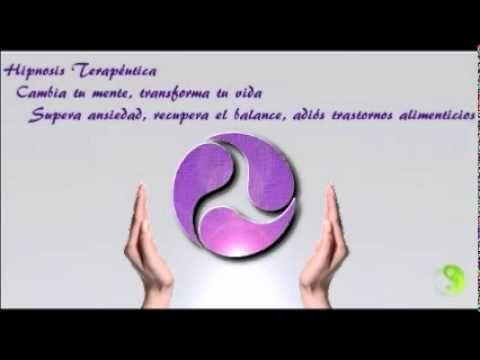 Auto-hipnosis, relajación para adelgazar y superar trastornos alimenticios - YouTube
