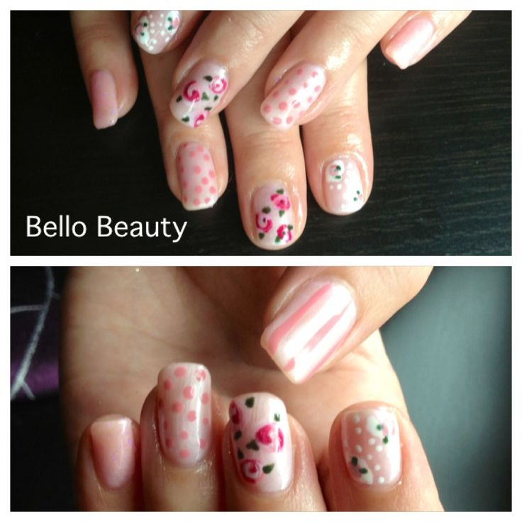 Nail Arts By Rozemist Cath Kidston Vintage Inspired: 31 Best Images About Cath Kidston Nails On Pinterest