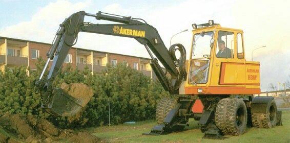 ÅKERMAN H3MB