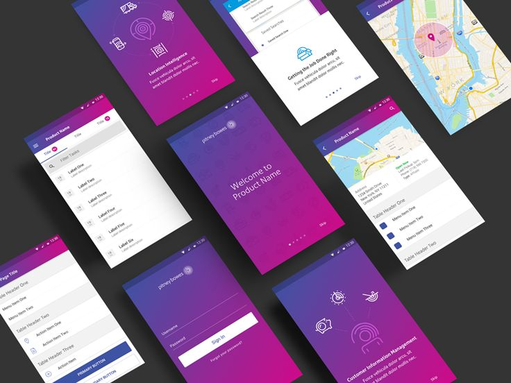 Global Design System - Android by Sara Thompson for Free Association