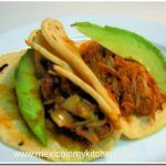 Tinga Poblana is one of many favorite dishes of mine, the spiciness that Chipotle peppers give to it is mouthwatering. Enjoy.