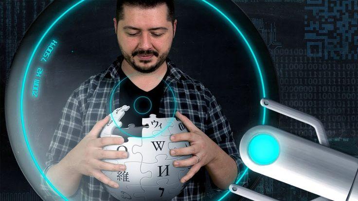 Liked on YouTube: Wikipedia | Nerdologia Tech 18