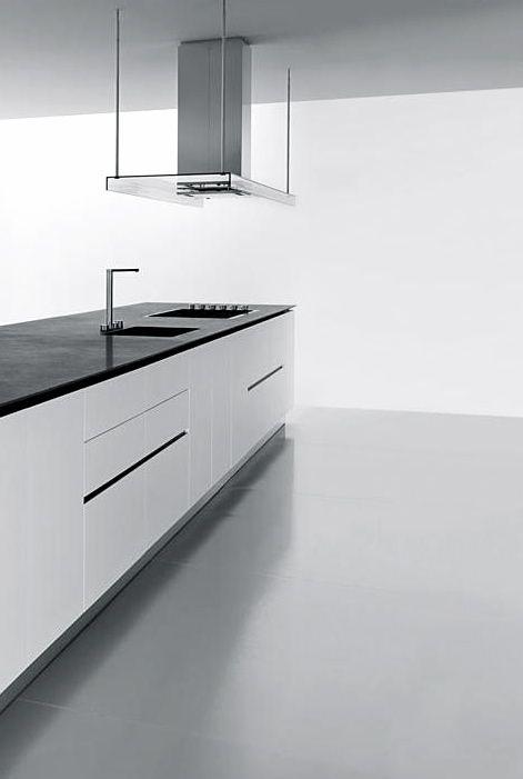 Boffi   K14 Corian Kitchen