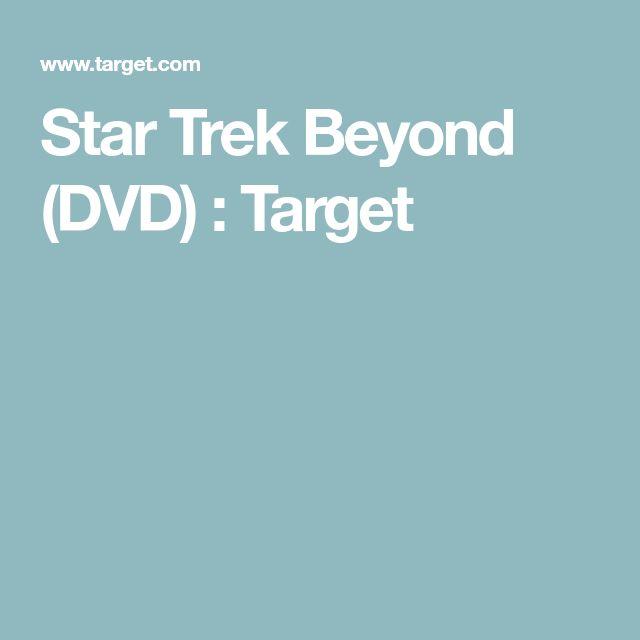 Star Trek Beyond (DVD) : Target