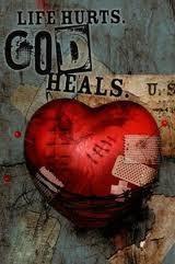 Life Hurts. God Heals.