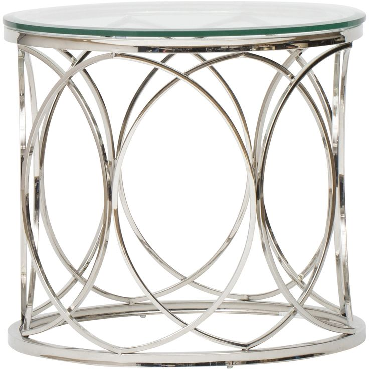 96 best Luxe Furniture images on Pinterest Dining rooms  : d1657d860edef47904547e3a8cd1a923 juliette accent tables from www.pinterest.com size 736 x 736 jpeg 70kB