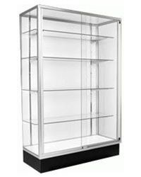 "72"" Glass Trophy Display Case Cabinets - Classic C"