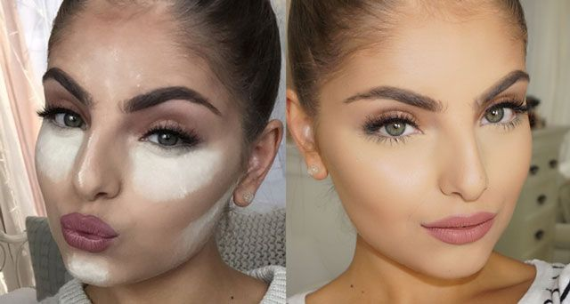 Техника бейкинг в макияже в домашних условиях