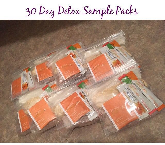 30 Days to Healthy Living sample packs  Where should I send