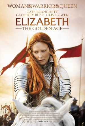 Elizabeth: The Golden Age movie poster