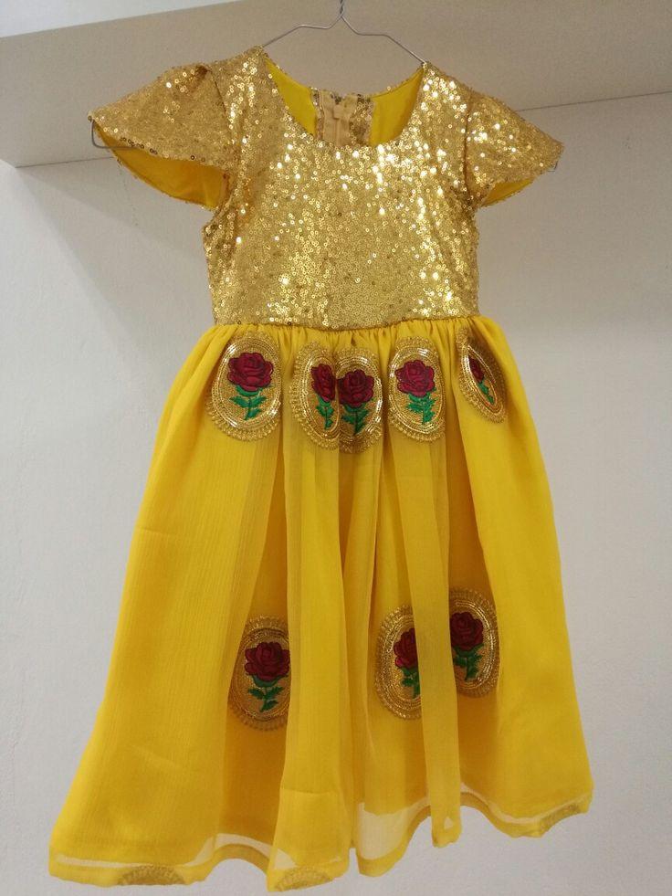 فساتين أطفال القرقاعون والعيد Dresses Dress Patterns Kids Dress