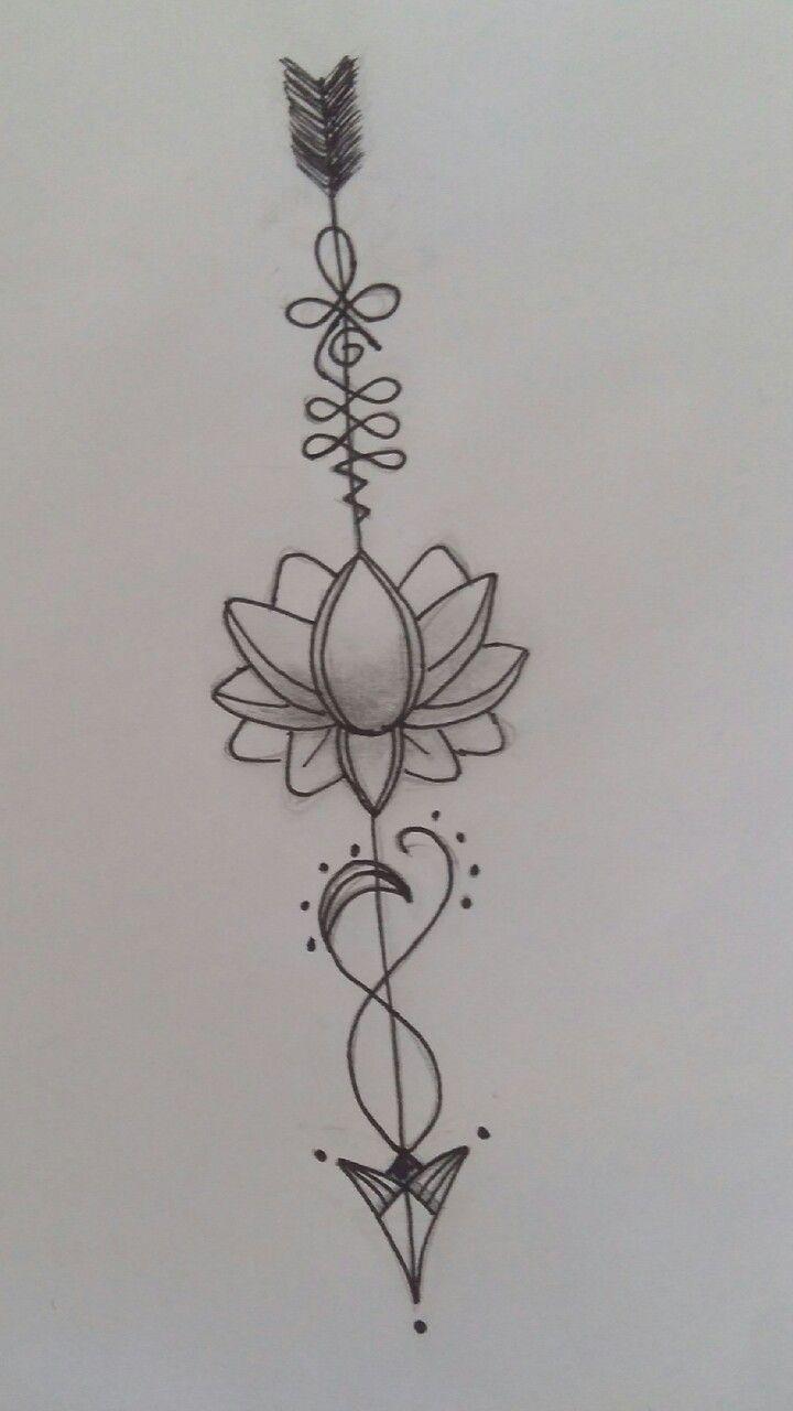 Bildergebnis für Lotus Tattoo Designs – K