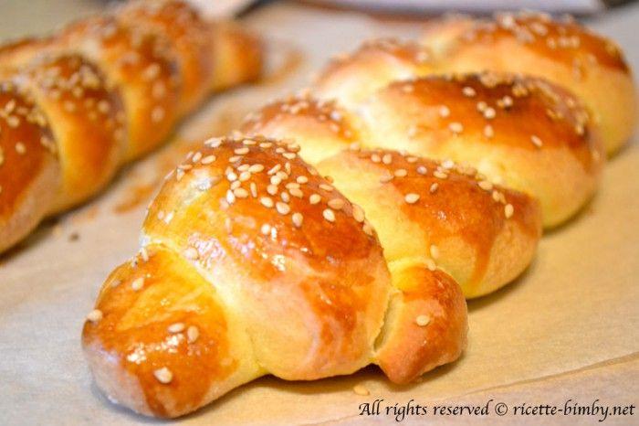 Treccine di pan brioche ripiene