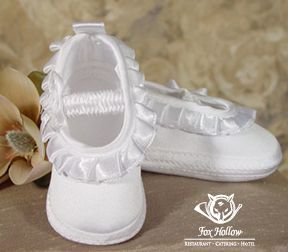 #BabyShoes are not always essential but they are so cute!