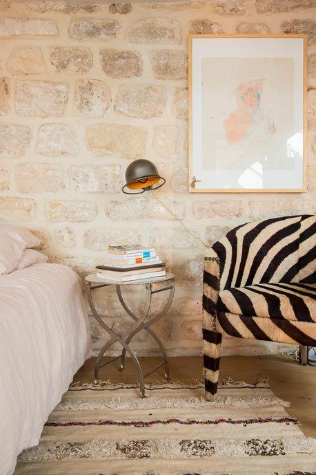 La chambre de Laura Foulquier, la créatrice de Lorafolk