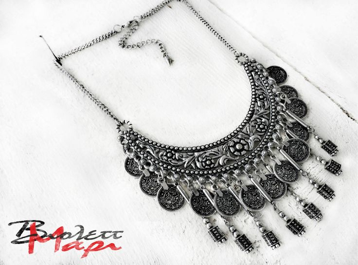 Necklace / boho style summer