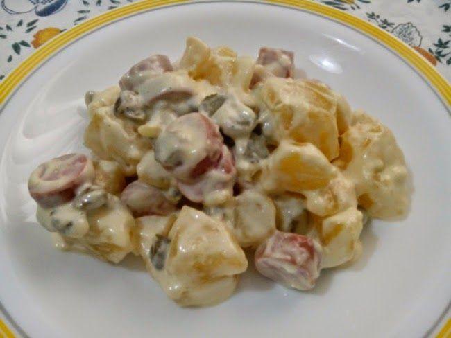 Recetas de ensaladas variadas para poder ir variando nuestro menú