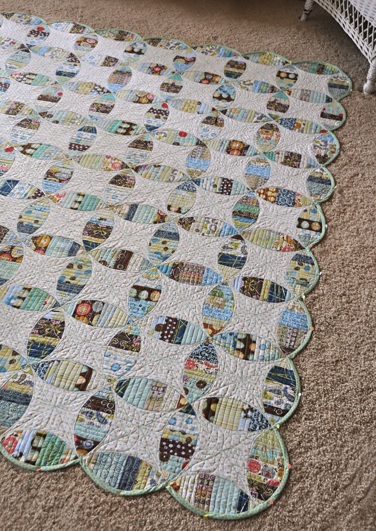Going to Pieces: That Quilt: