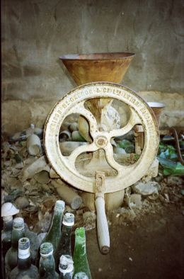 glass mill