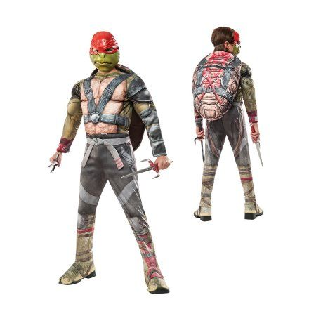 Boys TMNT Raphael Out of the Shadows Costume