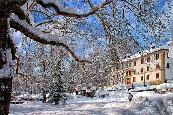 Γιατί όλοι αγαπάνε το Μέτσοβο κι ας είναι στον… κόσμο του; | Newlifestyle