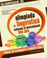 OLIMPIADA DE LINGVISTICA NATIONALA SI INTERNATIONALA 2013-2015   RUSU, Mina-Maria (coord.); COJOCARU, Valentina; DINCA, Roxana; DRAGOMIRESCU, Adina